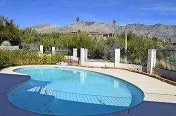 Tucson Home for Sale in Catalina Foothills