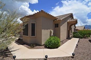 Home for Sale in Vistoso Village Retirement Community north of Tucson AZ