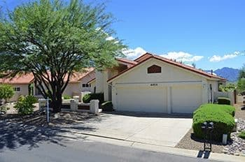 Northwest tucson Home For Sale in Saddlebrooke 21722475