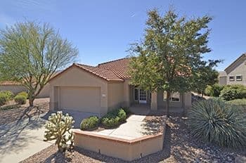 Tucson Home for Sale in Sun City Oro Valley