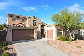 Tucson Home for Sale in Continental Reserve 7981 N Wayward Star