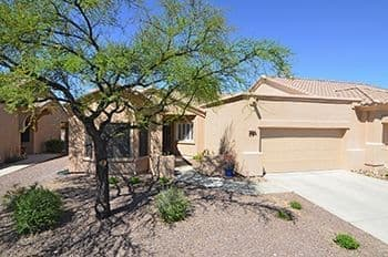 Tucson Home for Sale in Vistoso Village
