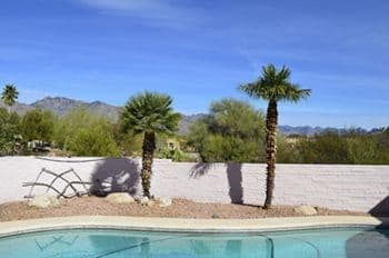 Catalina Foothills Presidio Home For Sale in Presidio Sunrise Village with Catalina Mountain Views and Pool