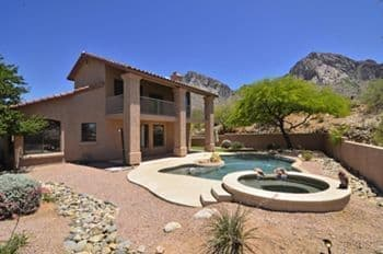 Oro Valley Home For Sale in La Reserve
