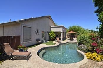 Oro Valley Home For Sale with Pool and Mountain Views