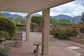 Home For Sale in Sun City Oro Valley with Catalina Mountain Views