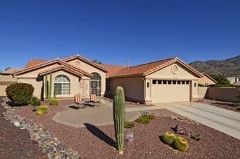 Northwest Tucson Home For Sale in Saddlebrooke 21801793