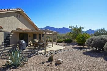 Home for Sale in Sun City Oro Valley Surrounded by Pristine Natural Desert