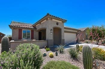 Marana Home for Sale in Del Webb