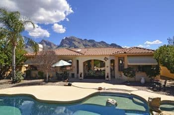 Oro Valley Country Club home for sale with Pool