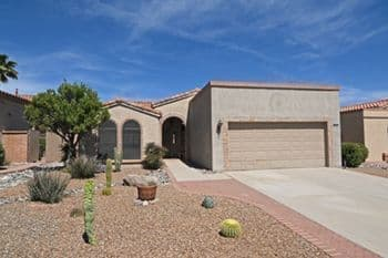Wonderful Valencia Model Home For Sale in Sun City Oro Valley