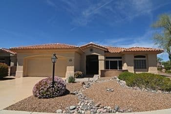 Wonderful Mountain View Model Home For Sale in Sun City Oro Valley