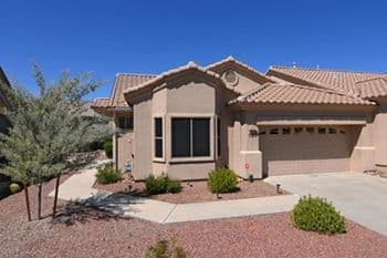 Vistoso Village Home in a Gated 55 Community