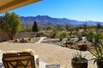 Home For Sale with Stunning Catalina Mountain Views from Inside & Out in Saddlebrooke