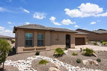 Immaculate Cortez Model with Casita in Saddlebrooke Ranch