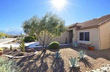Wonderful Claridge Model Home For Sale in Sun City Oro Valley