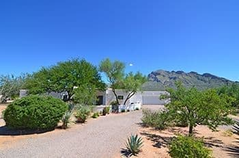 Tucson AZ Home for Sale in Golf Community