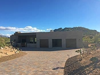 Brand New Tucson Custom Home in the Gallery at Dove Mountain