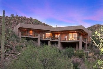 Catalina Foothills Tucson Arizona Home for Sale Ventana Canyon Mountain Estates