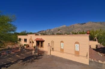 Catalina Foothills Home with Catalina Mountain Views