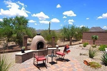 Dove Mountain Arizona Mountain Views Home for Sale Fallen Shallows