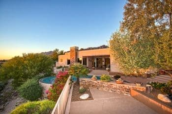 La Paloma Home Sold in the Catalina Foothills of Tucson AZ 85718