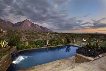 Oro Valley Arizona Home for Sale La Reserve Community Buck Hollow Court