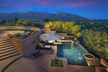 Oro Valley Arizona Home for Sale Monte Del Oro Calamondin Place