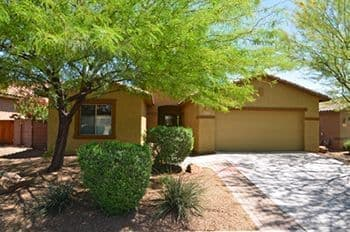 Oro Valley Arizona Home for Sale Open Space Sage Brook Drive