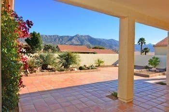 Saddlebrooke AZ Home for Sale Madera Model with Catalina Mountain Views