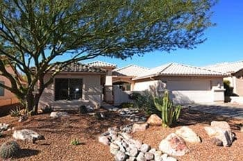 Saddlebrooke AZ Home for Sale with Casita Ocotillo Canyon Drive