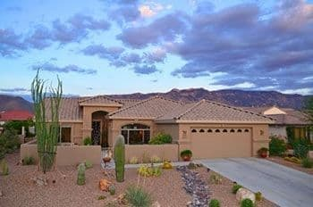 Saddlebrooke AZ Home for Sale Mountain Views Moonwood Court
