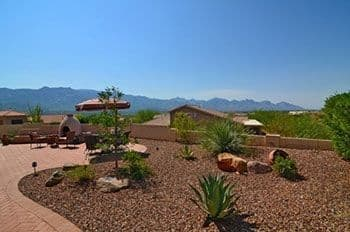 Saddlebrooke AZ Home for Sale with Casita Sandwood Drive