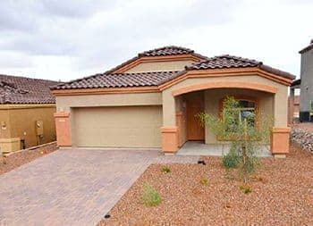 Brand New Northwest Tucson Home Sold in Eagle Crest Ranch