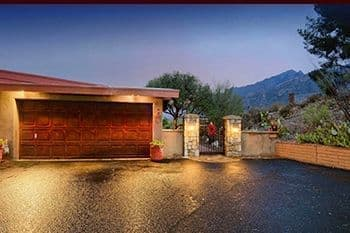 Northeast Tucson Arizona Home for Sale 5 Bedroom
