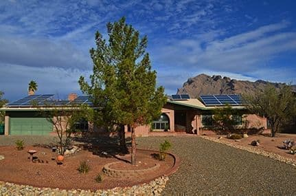 Casas Adobes Home with Solar and Pool for Sale Tucson AZ