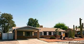 Home Sold on Coriander Drive Northwest Tucson AZ 85741