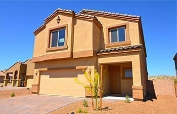 New Home for Sale in Northwest Tucson