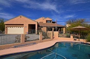 Home for Sale in West Tucson AZ 85745 with Pool
