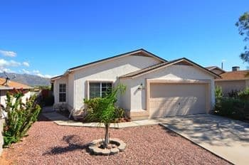 Southeast Tucson Arizona Home for Sale with Rincon Mountain Views