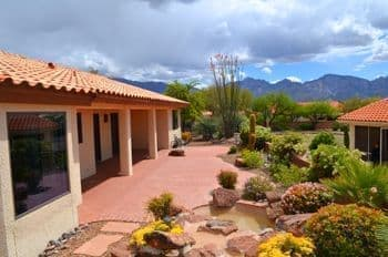 Sun City Home for Sale Tucson AZ Crown Point Model