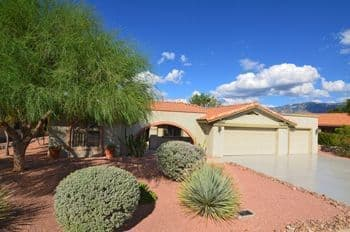 Sun City Home for Sale Tucson AZ