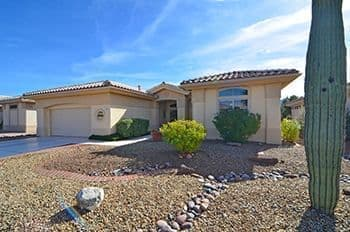 Tucson Home for Sale in Sun City 1794 E Lone Rider Way