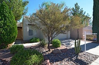 Tucson Home for Sale in Copper Creek Oro Valley