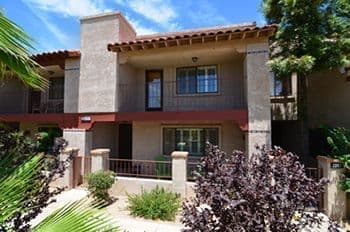 Tucson Arizona Northwest Tucson Townhome for Sale Paseo Luna