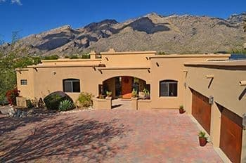 Tucson Foothills Home for Sale in Alta Vista Estates
