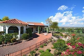 Tucson AZ Home for Sale in Oro Valley Country Club Golf Community