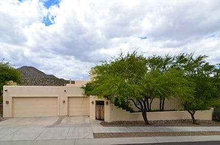 Starr Pass House for Sale in Tucson AZ 85745