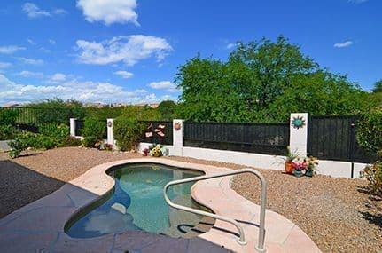 Home for Sale with Pool in Saddlebrooke Tucson AZ